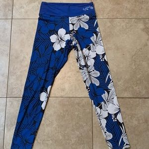 Indiana State Sycamores Yoga Pants MD